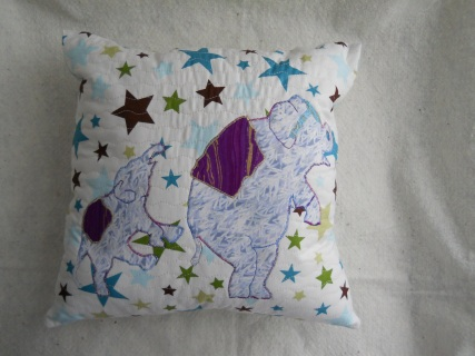 My Circus Pillows 2015 Pattern Credit: Critter Pattern Works