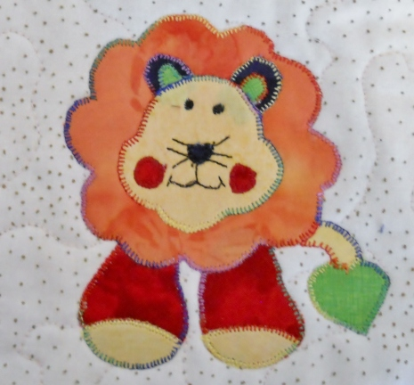 From Kid's Quilts, Inc