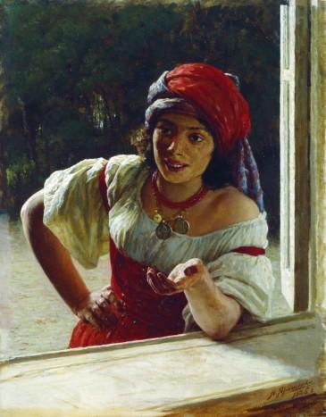 bohemian girl of olde